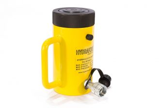 Single-acting Cylinder with Lock nut (30T - 100 mm) (YG-30100LS)
