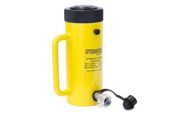 Single-acting Cylinder with Lock nut (30T - 150 mm) (YG-30150LS)