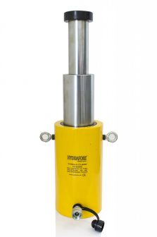 Single-acting Telescopic Cylinder (30T - 300 mm)
