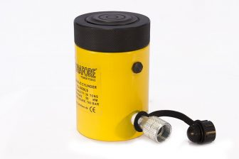 Single-acting Cylinder with Lock nut (30T - 50 mm) (YG-3050LS)