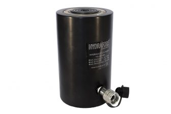 Single Acting Aluminum Cylinder (50 T - 100 mm) (YG-50100L)
