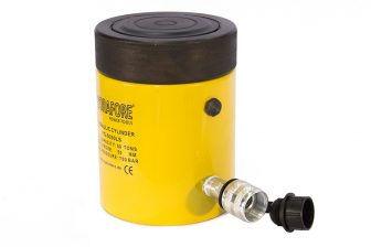 Single-acting Cylinder with Lock nut  (50T - 50 mm)