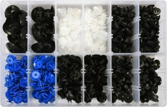 YATO Auto Clips Sortierbox for OPEL 300pcs (YT-06652)