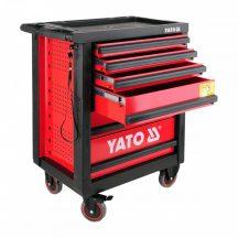 YATO 6-Drawer Roller Cabinet, EMPTY, 450kg (YT-0902)