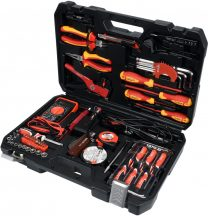 YATO VDE Tool Set for Electricians 68pcs 1000V (YT-39009)