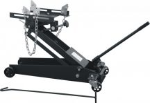 0.5T Low Transmission Jack Hydraulic Lifting Range 18cm - 55cm Floor Jack Hoist (ZX0104D)