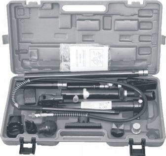 10 Ton Hydraulic Heavy Duty Power Car Van Jack Body Porta Repair Kit (ZX0201D)