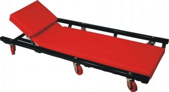 100cm Steel Mechanics Workshop Garage Floor Wheeled Creeper Board Car Van (ZX1702B-1)