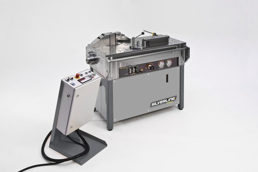 Horizontal Hydraulic Puller : Horizontal press xl plus t gelber bieger ez tools