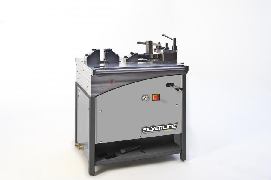 Horizontal Hydraulic Puller : Horizontal benders ez tools professional