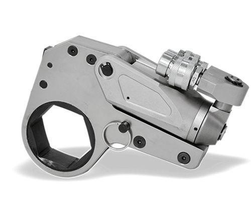 Low Profile Hydraulic Torque Wrench Wren Hydraulic Ez