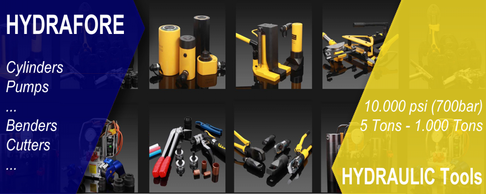 HYDRAFORE Hydraulic Tools